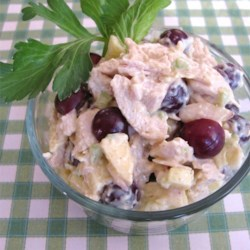 Sonny's Waldorf Turkey Salad Recipe