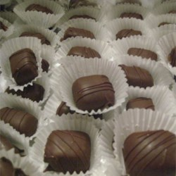 Chocolate Covered Caramels Recipe