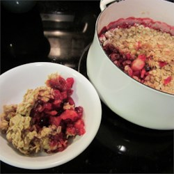 Cranberry Glop Recipe