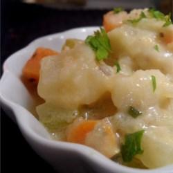 Knefla Soup I
