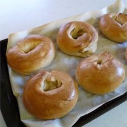 real homemade bagels printer friendly