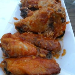 Healthier Restaurant-Style Buffalo Chicken Wings Recipe