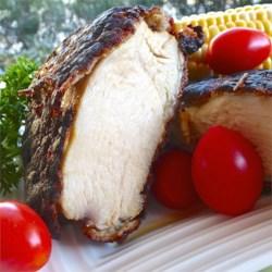 Honey-Brined Fried Chicken Breasts