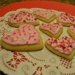 Mrs. Schaller's Sugar Cookies