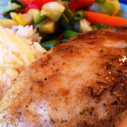 Moist Garlic Roasted Chicken Recipe