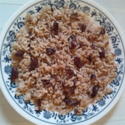 Mildly Spicy Red Beans and Rice