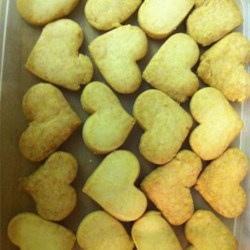 Heavenly Shortbread Recipe