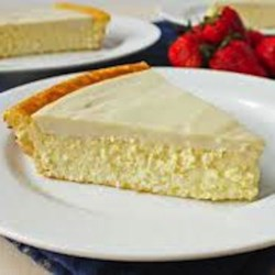 Healthier Chantal's New York Cheesecake