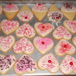Valentine's Day Cookies 2