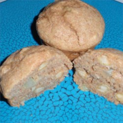 Zestos' Chickpea and Grape Muffins Recipe