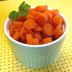 Cinnamon and Orange Glazed Carrots Recipe
