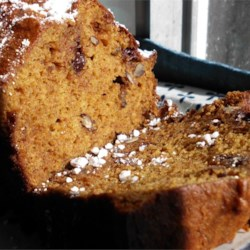 Applesauce Pumpkin Bread Recipe