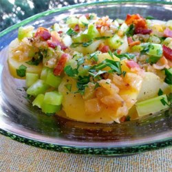 Oktoberfest Potato Salad Recipe