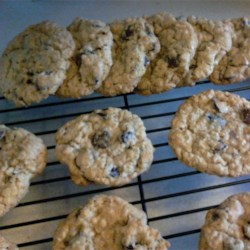 Oatmeal Craisin Cookies Recipe