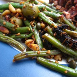 French Bean Nicoise