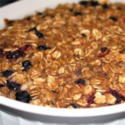 Pat's Baked Oatmeal Recipe