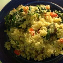 Quinoa Vegetable Medley Recipe