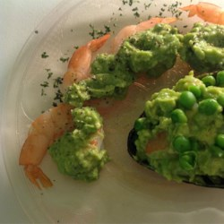 Avocado Prawns Recipe