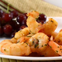 Sizzling Sherry Shrimp with Garlic Recipe