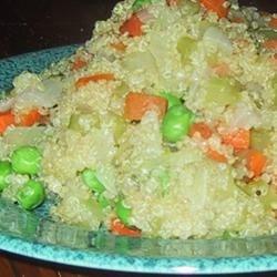 Quinoa Pilaf Recipe