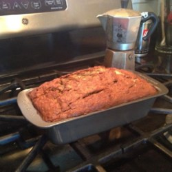 My first attempt at Banana Bread