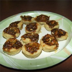 Award winning butter tarts