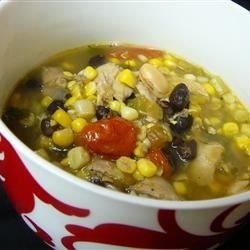 Slow Cooker White Chili Recipe