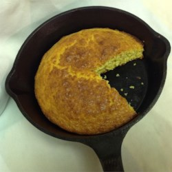 Skillet Corn Bread Recipe