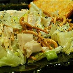 Twig Salad Recipe