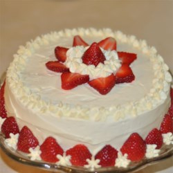Whipped Cream Mousse Frosting