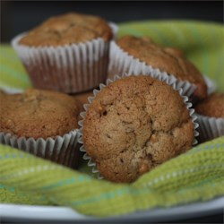 Cranberry Apple Breakfast Muffins Recipe