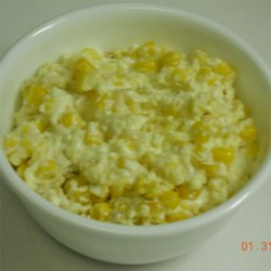 Swiss Corn Slow Cooker Casserole Recipe