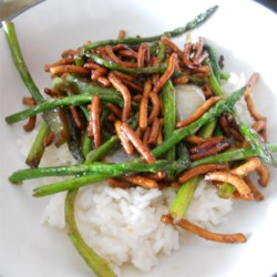Stir Fried Asparagus Recipe