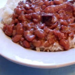 Authentic New Orleans Red Beans and Rice Recipe