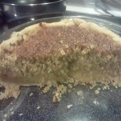 Poor Man's Pecan Pie Recipe