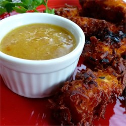 Orange Dipping Sauce for Coconut Shrimp Recipe