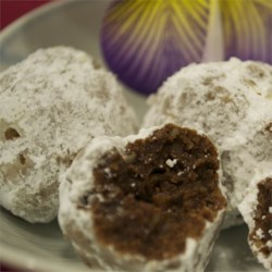 Chocolate Pecan Sandies Recipe