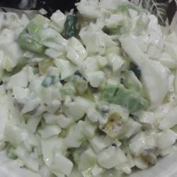 Yogurt Egg Salad