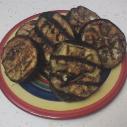 Marinated Grilled Eggplant Recipe