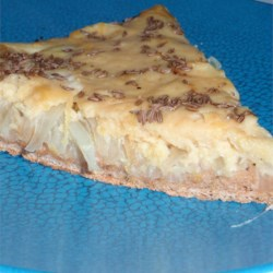 Anton's Zwiebelkuchen (Anton's Onion Pie) Recipe