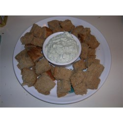 Pumpernickel Spinach Dip I Recipe