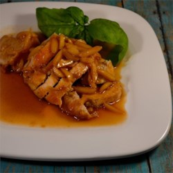 Spicy Almond Chicken Recipe