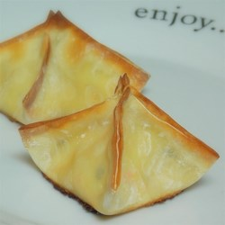 Creamy Cheese Wontons Recipe