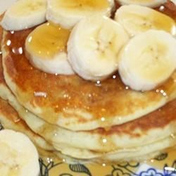 Banana Pancakes the Easy Way Recipe