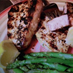 Simply Swordfish Recipe