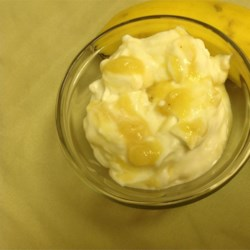 Bananas About Homemade Yogurt! Recipe