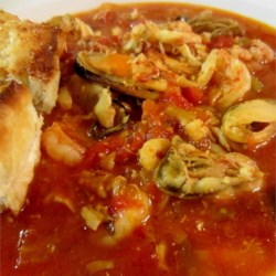Ann's Christmas Eve Bouillabaisse Recipe