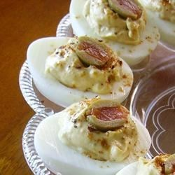 Delectable Deviled Eggs Recipe