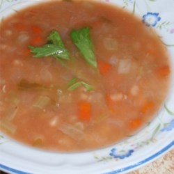Hearty Bean Soup Recipe