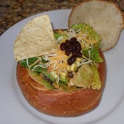 Amy's Barbecue Chicken Salad